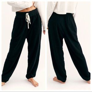 Intimately Free People Slouch Jogger Pants xs new